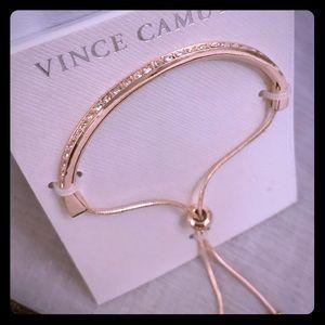 NWT : Rose Gold Vince Camuto bracelet